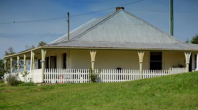 Wardell Farmhouse