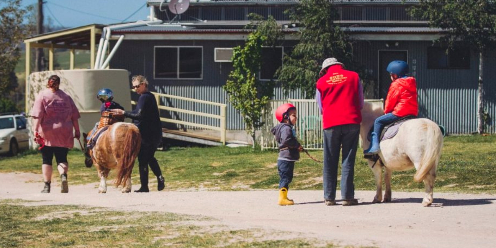 pony rides in Bathurst